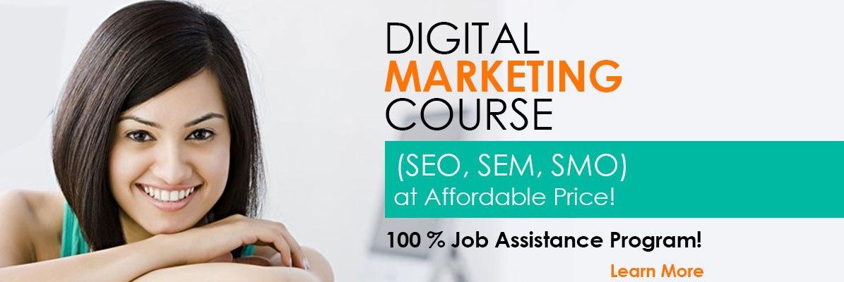 Online Digital Marketing Jobs In Bangalore